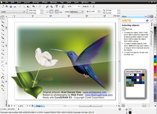 CorelDRAW Graphics Suite X5_