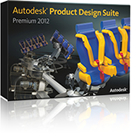 Autodesk Product Design Suite Premium 2012