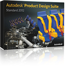 Autodesk Product Design Suite Standard 2012