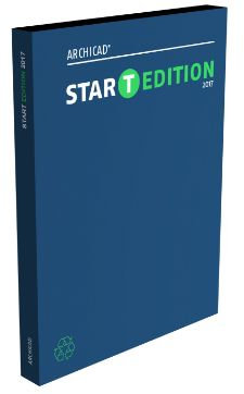 ARCHICAD STAR (T) Edition 2017